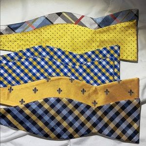 Other - 3 Bow Ties - self tie